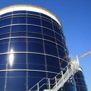 Aufstrebende französische Biogasbranche